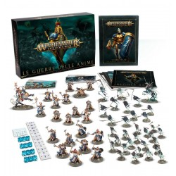 LA GUERRA DELLE ANIME Warhammer Age of Sigmar nuovo set base 2018 Nighthaunt Stormcast