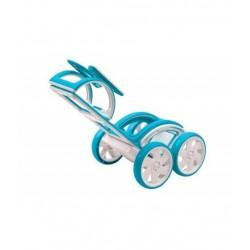 MAGFORMERS My First Buggy Car Set 14 pezzi AUTO BLU COSTRUZIONI magnetiche 3D età 3+