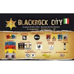 BLACKROCK CITY ediz. ENG