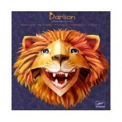 Quadro POP UPS « Lion »