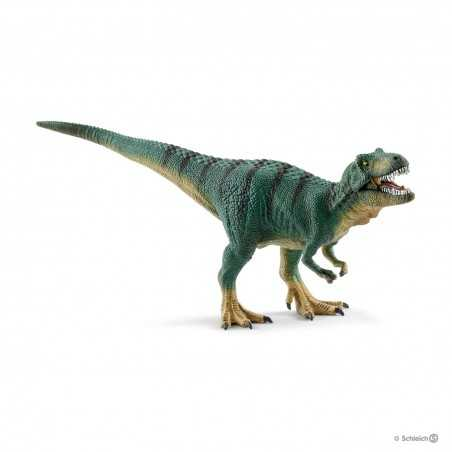 T-REX GIOVANE dinosauri in resina SCHLEICH miniature 15007 Dinosaurs TIRANNOSAURO