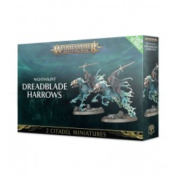 DREADBLADE HARROWS Nighthaunt Warhammer Age of Sigmar 2 Miniature Easy to Build Citadel