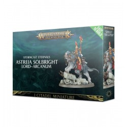 ASTREIA SOLBRIGHT Warhammer Age of Sigmar Easy to Build LORD ARCANUM Stormcast Eternals Citadel