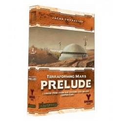 PRELUDE espansione per TERRAFORMING MARS gioco ITALIANO ghenos MARTE età 14+