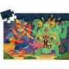 PUZZLE gioco LASER BOY 36 pezzi grandi DJECO scatola sagomata DJ07228 età 4+