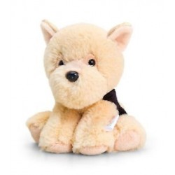 PELUCHE Pippins CANE pupazzo TERRIER Keel Toys DOG 14 cm ANIMALI età 3+