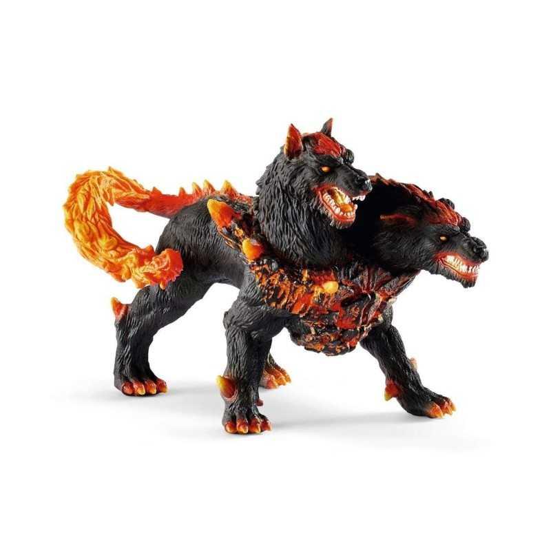 MASTINO INFERNALE Schleich 42451 Eldrador Creatures Hellhound