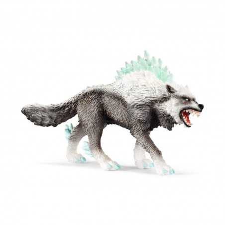 LUPO DEI GHIACCI Schleich 42452 Eldrador Ice Wolf
