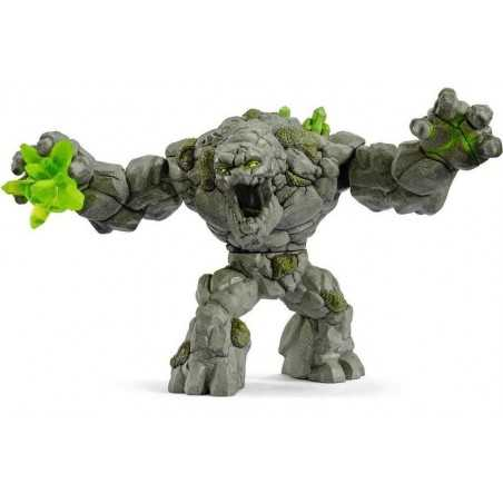 MOSTRO DI PIETRA snodabile Schleich 70141 Eldrador Creatures Stone Golem Monster