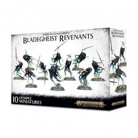 BLADEGHEIST REVENANTS Warhammer NIGHTHAUNT Age Of Sigmar 10 MINIATURE Citadel SPETTRI età 12+