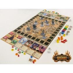 DEMIGODS RISING Black edition Kickstarter miniatures game