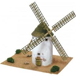 Molino de la Mancha-Castilla-Spanien