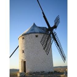 Molino de la Mancha-Castilla-Spain