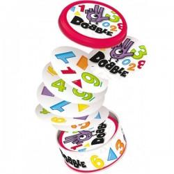 Dobble 1 2 3 party game 1, 2, 3 NUMERI 5 giochi 30 CARTE Asmodee FORME età 3+