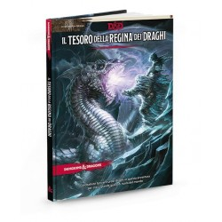 IL TESORO DELLA REGINA DEI DRAGHI la tirannia DUNGEONS & DRAGONS 5a Edizione D&D in italiano V