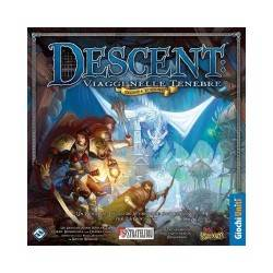 DESCENT into DARKNESS TRAVEL 2a ediz. ENG