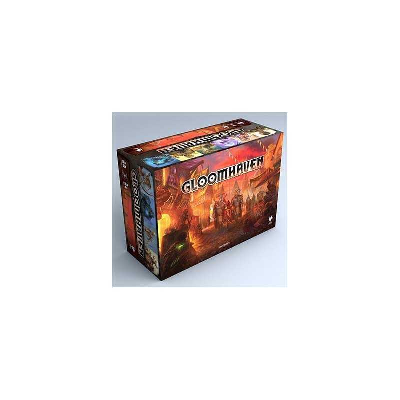 GLOOMHAVEN gioco da tavolo fantasy edizione retail english edition