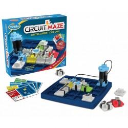 CIRCUIT MAZE Think Fun GIOCO DI LOGICA corrente elettrica CIRCUITO età 8+