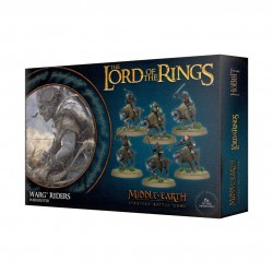 WARG RIDERS Middle Earth strategy battle game Signore degli Anelli Games Workshop Lord of the Rings