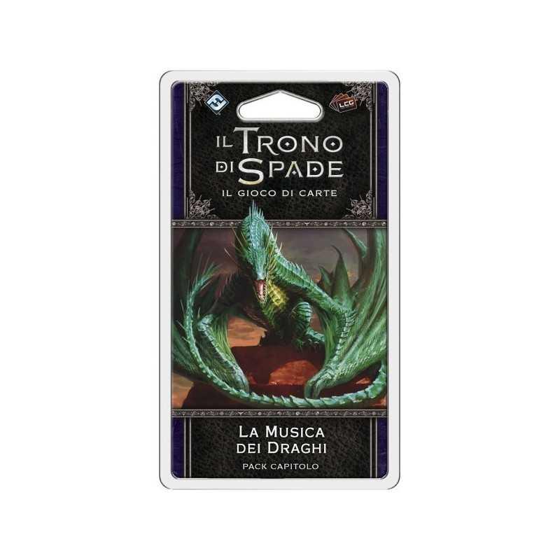 La musica dei draghi pack capitolo espansione per il trono for Il trono di spade gioco da tavolo