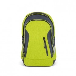 ZAINO scuola SATCH SLEEK ergonomico GINGER LIME in materiale riciclato medie superiori VERDE