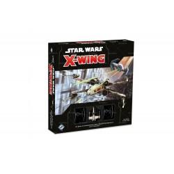 STAR WARS X-WING il gioco di miniature XWING x wing SECONDA EDIZIONE italiano ASMODEE età 14+