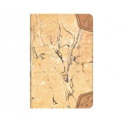 MOKA striped mini diary cm 10 x 14