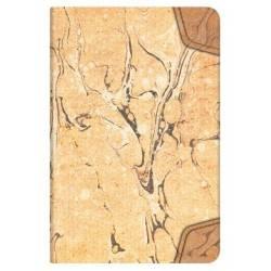 MOKA gestreift Mini Tagebuch 10 x 14 cm