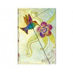 Journal rayé COLIBRI ' mini cm 10 x 14