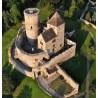 CASTELLO DI BEDZIN Polonia Aedes Ars 1016 Castle monumento in mattoni di ceramica da montare843600624016