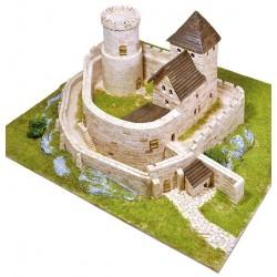 CASTELLO DI BEDZIN Polonia Aedes Ars 1016 Castle monumento in mattoni di ceramica da montare