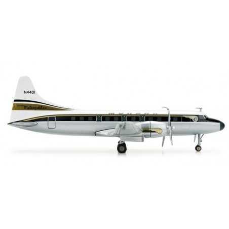 MOHAWK CONVAIR CV-440 aereo 553780 HERPA WINGS scala 1:200 plane model
