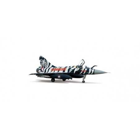 FRENCH AIR FORCE EC 1/12 CAMBRESIS DASSAULT MIRAGE 2000C aereo in metallo 553520 modellino HERPA WINGS scala 1:500