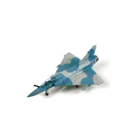 FRENCH AIR FORCE DASSAULT MIRAGE 2000-5F EC 1/2 CIGOGNES aereo in metallo 553605 modellino HERPA WINGS scala 1:200