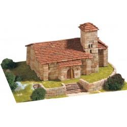 Iglesia de Santa Cecilia-Aguilar de Campoo-Spanien