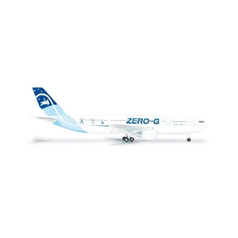NOVESPACE AIRBUS A300B2 aereo in metallo 524766 modellino HERPA WINGS scala 1:500