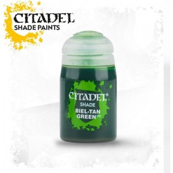 BIEL-TAN GREEN colore SHADE Citadel WARHAMMER Games Workshop VERDE 24 ml