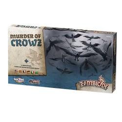 MURDER OF CROWZ corvi ZOMBICIDE BLACK PLAGUE espansione 15 MINIATURE età 14+