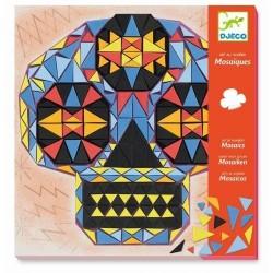 MOSAICI in rilievo JOHN DOE kit artistico ARTE IN NUMERI creativo DJECO adesivo DJ08889 età 8+