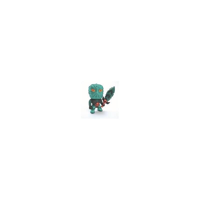 ABYS pirati ARTY TOYS action figure DJECO in resina DJ06824 snodabile MINIATURA età 4+