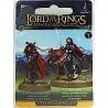 ARAGORN il cancello nero LORD OF THE RINGS 2 miniature CITADEL Games Workshop FINECAST età 12+