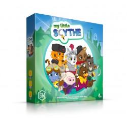 MY LITTLE SCYTHE in italiano GHENOS GAMES gioco da tavolo PER FAMIGLIE età 5+