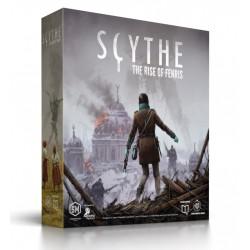 THE RISE OF FENRIS espansione per SCYTHE in italiano GHENOS GAMES gioco da tavolo 14+