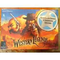 WESTERN LEGENDS Kickstarter edition including 3 expansions Kolossal Games
