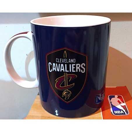 TAZZA NBA mug CLEVELAND CAVALIERS in porcellana BLU panini BASKET pallacanestro