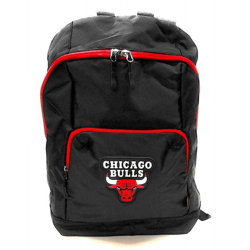 ZAINO SPORT organizzato NBA Panini CHICAGO BULLS basket 2019 scuola BACK PACK originale