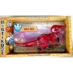 Stikbot-Mega Dino-STIK T-REX-Rosso