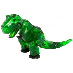 STIKBOT zanimation studios MEGA DINO StikT-REX dinosauro VERDE età 4+