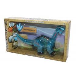 STIKBOT zanimation studios MEGA DINO StikBRONTOSAURUS brontosauro BLU dinosauro 4+