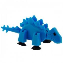 STIKBOT dinosauri STIK STEGOSAURUS dilofosauro BLU zanimation studios DINO età 4+